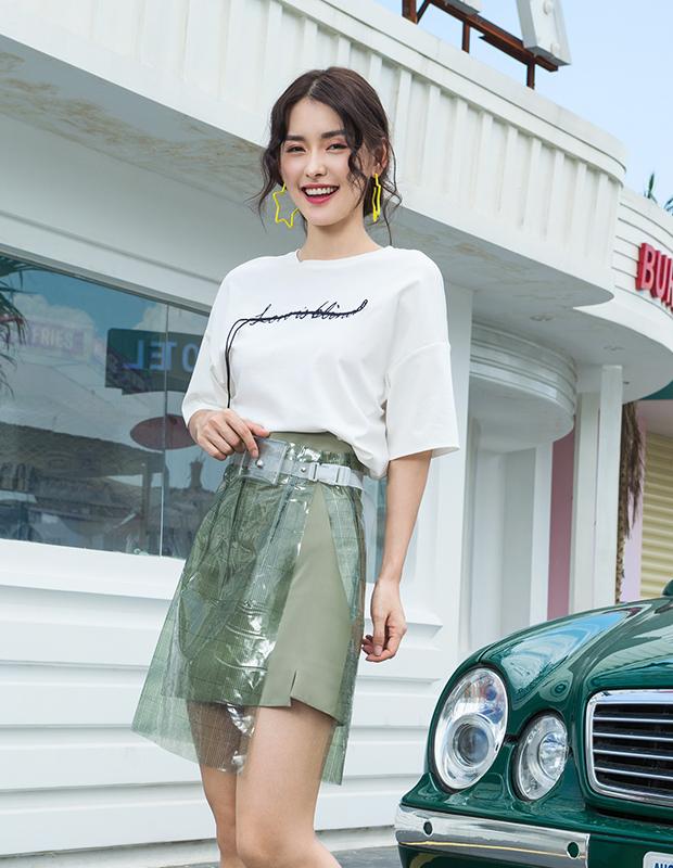 Y190855-1 熱戀狙擊T恤(女)
