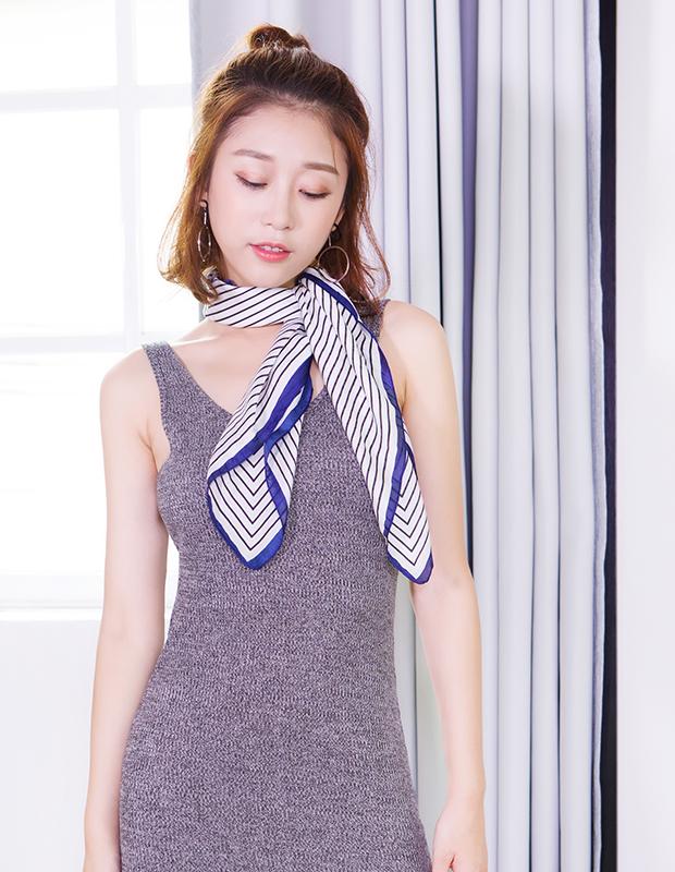 服装积分兑换 YCCQ-607 回字纹围巾