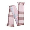 D181105-4 方格间色毛绒围巾