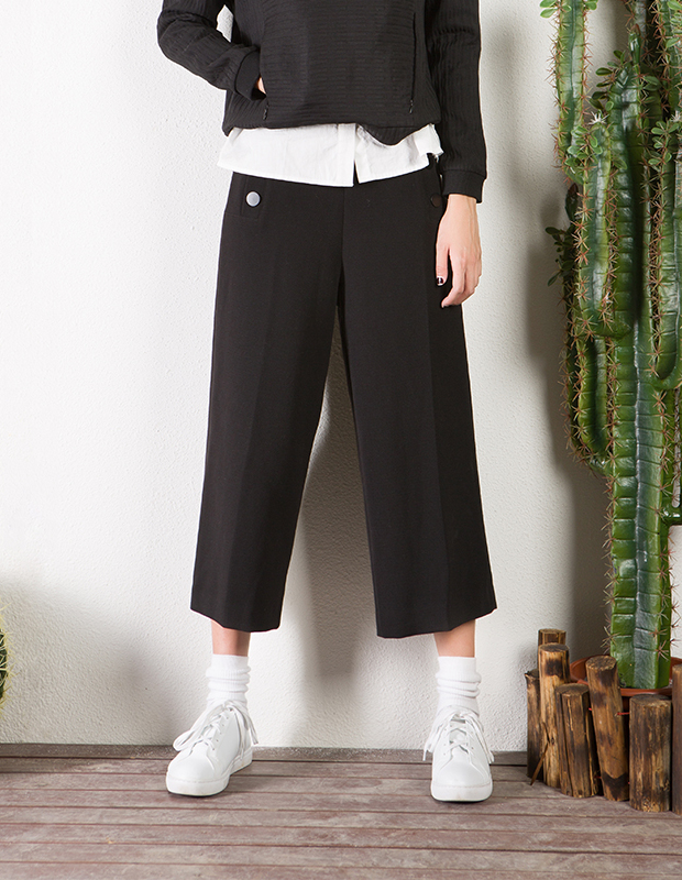 YCCL3-238 水手装宽口裤