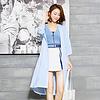 YCCQ-023 飘逸绣花和服式外套