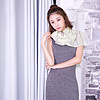YCCQ-609 薄纱条纹围巾