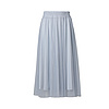 D190388-2 显瘦闪光网纱仙女半身长裙