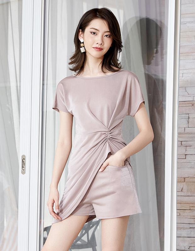 【伊霓裳】YNS119 韩系心机美体套装