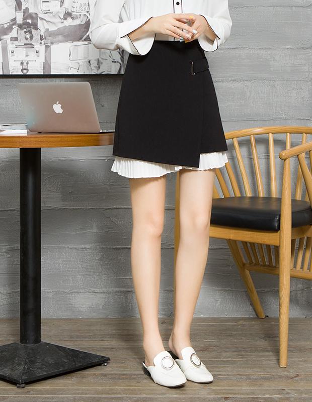 服装积分兑换 YCCQ-014-2 高冷气眼小A裙